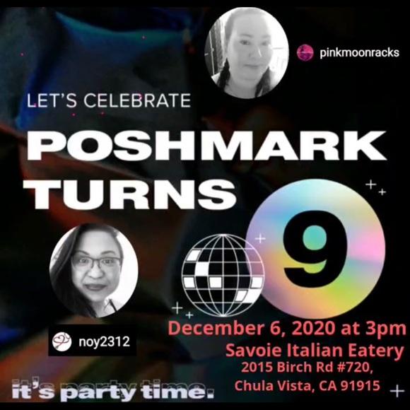 POSHMARK TURNED 9!